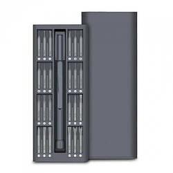 Набор прецизионных отверток 48в1 в металлическом футляре