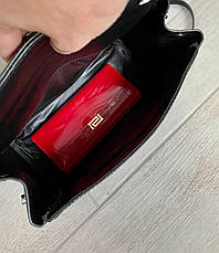 Женская сумка Hermeс Birkiн Horse черная СГБ99, фото 2