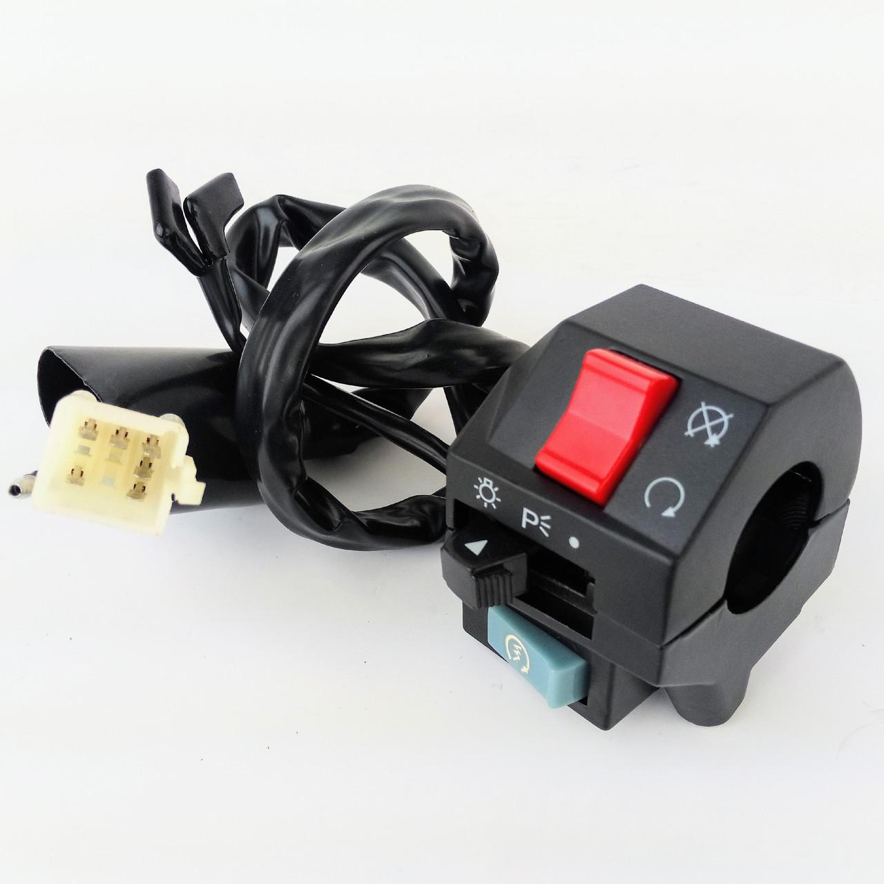 JL200GY-2C Пульт переключателей руля ПРАВЫЙ блок кнопок управления электрикой