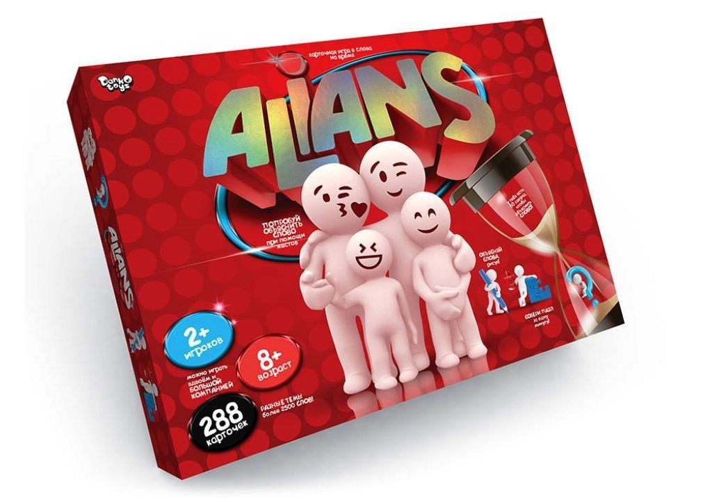 Настольная игра Alians