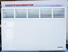 Електричний конвектор Термія ЭВНА 2,5/230 С2 (Сш),ЕЛЕКТРОКОНВЕКТОР 2,5 кВТ,ПІДЛОГОВИЙ/НАСТІННИЙ, фото 3