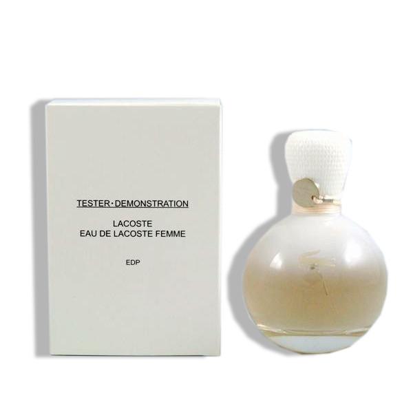 Lacoste Eau De Lacoste Pour Femme парфюмированная вода 90 ml. (Тестер Лакост Еау Де Лакост Пур Фемме), фото 1