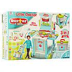 Игровой набор Доктора Медицинский столик 008-929, фото 6
