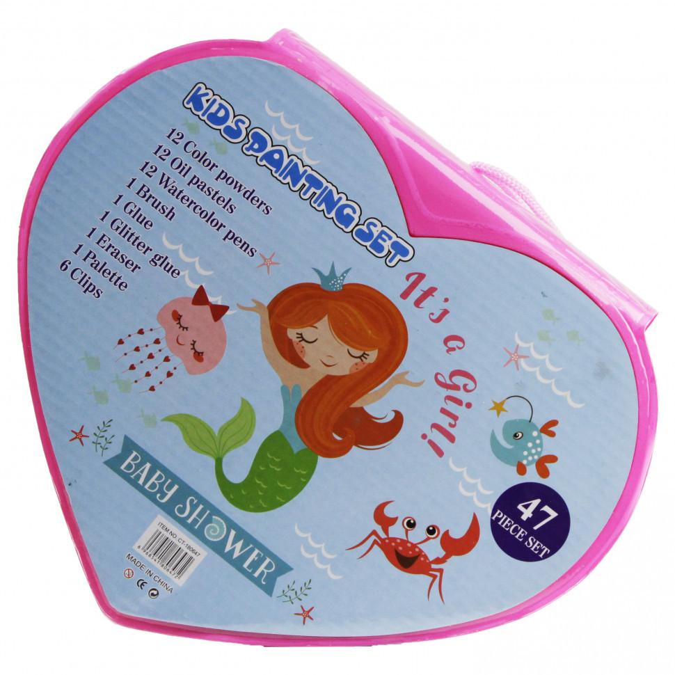 Набор для творчества Рисование MK 3918 Baby Shower