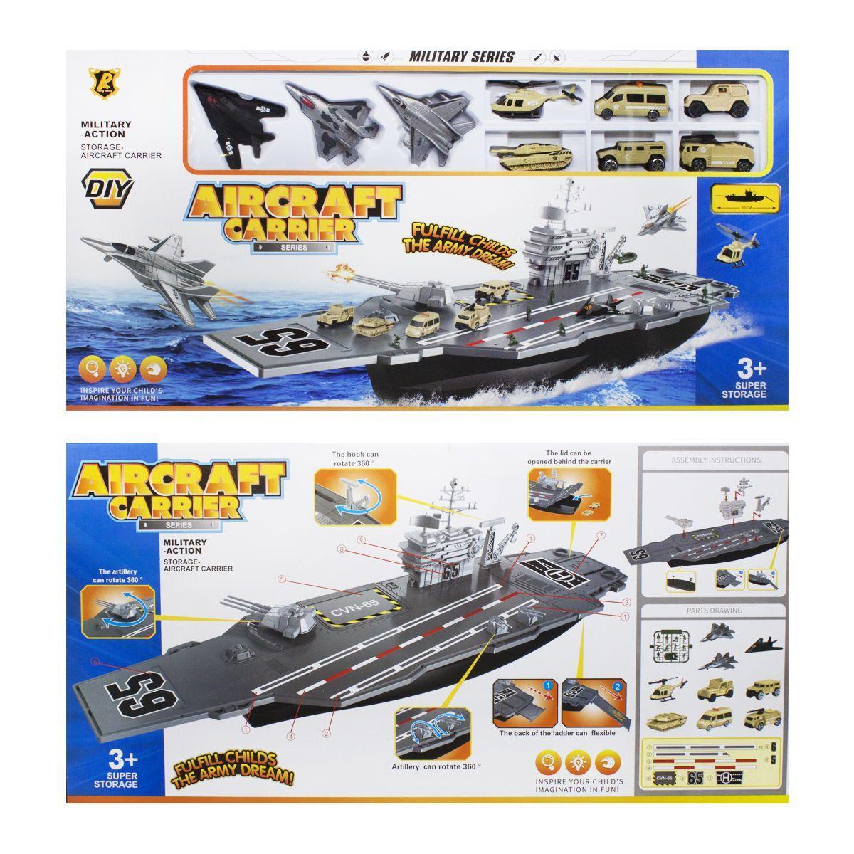 Игровой набор Авианосец