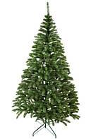 Искусственная Ель Президентская Зеленая Литая 2,10 метра (210 см) Елка Новогодняя, фото 1
