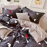 Постельное белье двуспальное | Двуспальный комплект постельного белья с простыню на резинке. Постільна білизна