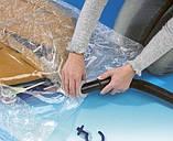 Вакуумные пакеты для хранения одежды 70х100см, фото 4