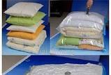 Вакуумные пакеты для хранения одежды 70х100см, фото 5