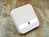 Звонок для SMART DOORBELL wifi CAD | Кнопка для беспроводного дверного домофона!, фото 2