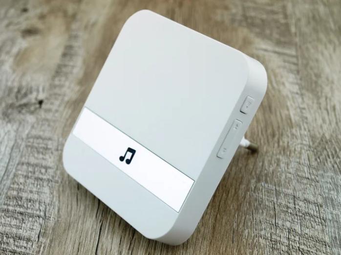 Звонок для SMART DOORBELL wifi CAD | Кнопка для беспроводного дверного домофона!