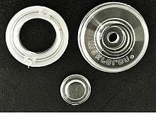 Шайба полікарбонатна прозора 4-10 мм
