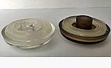 Шайба полікарбонатна прозора 4-10 мм, фото 3