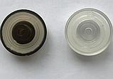Шайба полікарбонатна прозора 4-10 мм, фото 2