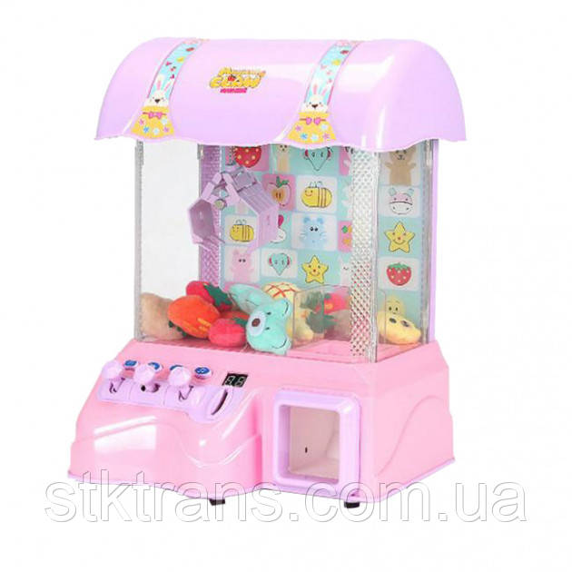 Детский аппарат для вытягивания игрушек 3301 Pink (514591110)