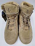 Тактические кроссовки, ботинки (берцы) POLAR SOLDIER (boots-long) 45р. Уценка, фото 4