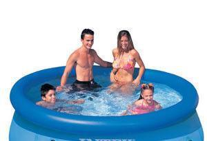 Надувной бассейн Easy Set Pool Intex 56970 244х76