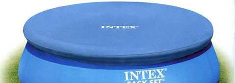 Чохол тент Intex 58919 для басейну 366см