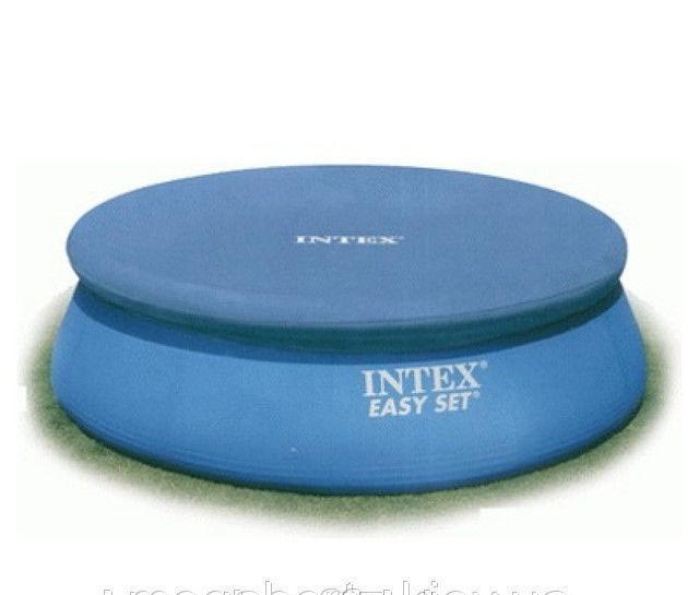 Чехол тент Intex 58939 для бассейна 244см