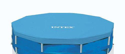 Чехол тент Intex 58406 для бассейна 305см