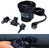 Мощный электрический насос 220V Intex 66620, фото 3