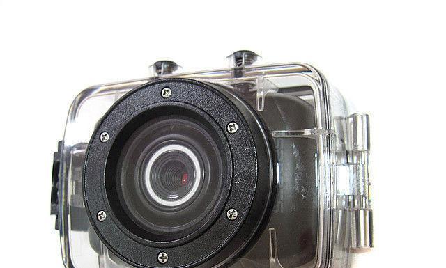 Камера для активного отдыха Action Camcorder CC720