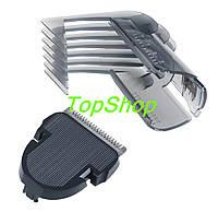"""Комплект """"насадка +нож"""" для стрижки Philips QC5115 QC5120 QC5125 QC5130"""