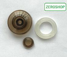 Шайба поликарбонатная бронза 4мм-10мм