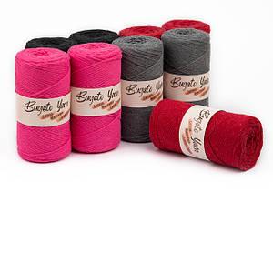 Трикотажный хлопковый шнур Bugeto Yarn