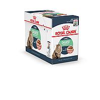 Royal Canin Digest Sensitive 85 гр упаковка 12 шт влажный корм (Роял Канин) для взрослых кошек в соусе, фото 1
