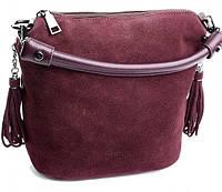 Женская кожаная сумка  79168 Bordeaux.Купить сумки оптом и в розницу по выгодной цене в Украине., фото 1