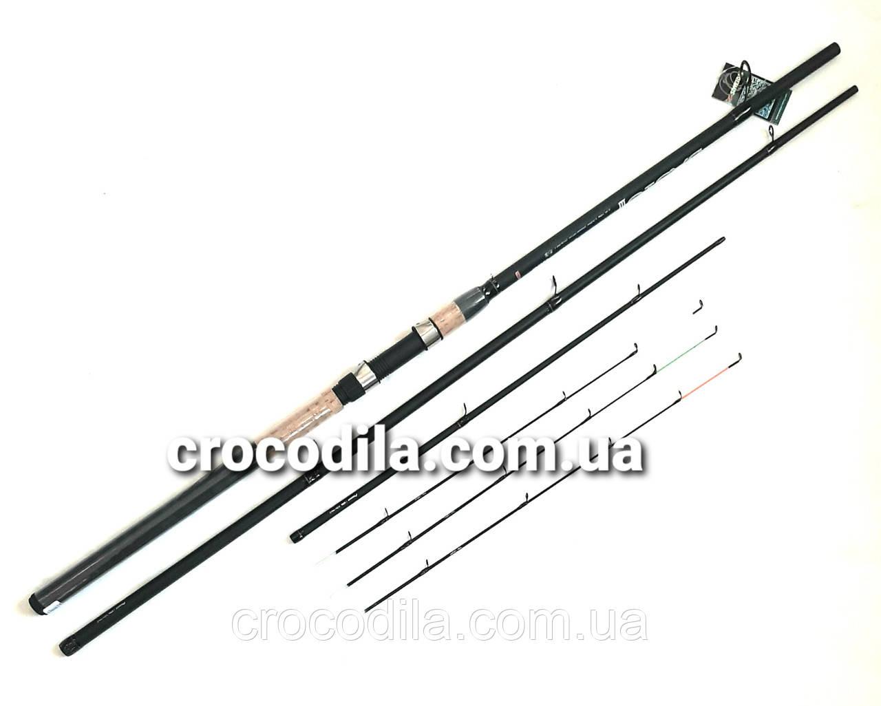 Фидерное удилище Siweida Basic Feeder 3.3 m 180 грамм