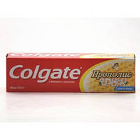 "Зубна паста ""Colgate"" 100мл Прополіс/Свіжа М'ята/-411/12/48"