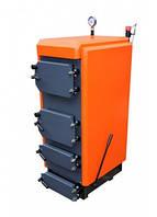 Промышленные твердотопливного котлы длительного горения Котэко Watra 150 (на дровах, угле, брикетах, опилках)