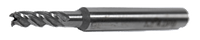 Фреза концевая с цилиндрическим хвостовиком