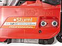 Бензиновая пила Sturm GC 99456(Бесплатная доставка), фото 3