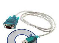 Кабель переходник USB - RS232 DB9 com