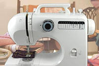 Домашняя швейная машинка 4 в 1 модель FHSM-506, фото 1