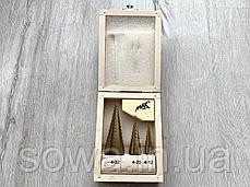 Набор сверл ступенчастих Max ( 4 - 32 мм ), фото 2