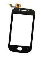 Оригинальный тачскрин / сенсор (сенсорное стекло) для Fly IQ448 Chic (черный цвет)