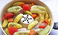 Сковородка паровая Dry Cooker Драй кукер Керамика