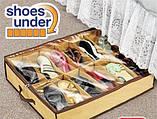Органайзер для хранения обуви Shoes under, фото 4