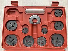 Набор для быстрой замены тормозных колодок Lex 21PCS, фото 3