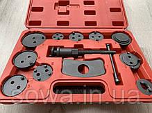 Набор для быстрой замены тормозных колодок Lex 12PCS, фото 2