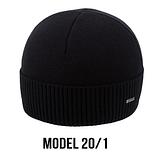 Шапка Ozzi classic № 20, шапка классическая с отвротом, фото 4