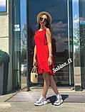 Универсальная и всеми любимая модель платья, легкое и нежное 42-44, 46-48 рр, фото 4