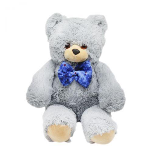 """М'яка іграшка """"Ведмедик"""", 84 див., сірий 703005"""