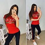 Удобная стильная футболка Gucci S/M/L/XL, фото 2