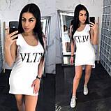 Легкое женское платье для прогулок, Valentino S/M/L, фото 2