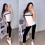 Стильная легкая футболка Gucci  S/M/L/XL, фото 2